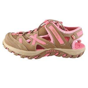 MERRELL girls sandals